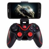 Telecomanda Gamepad Wireless cu Suport pentru Telefoane Smartphone cu Android, Controller