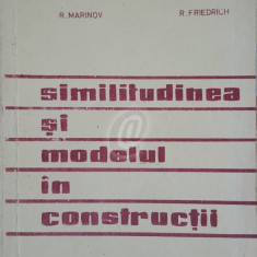 Similitudinea si modelul in constructii