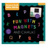 Magnet pentru perete - Alfabetul | Mudpuppy