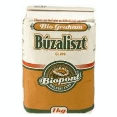 Faina de Grau Graham Bio Biopont PV 1kg Cod: 5998858704087