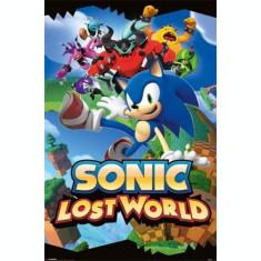 Sonic Lost World PC CD Key