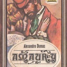 AMAURY  – ALEXANDRE DUMAS