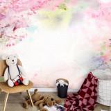 Fototapet Dreamy Pink 240 x 160 cm