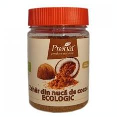 Zahar din Nuca de Cocos Bio Pronat 150gr Cod: di21230