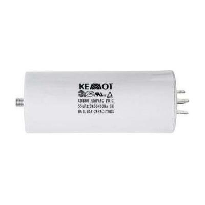 Condensator motor monofazat 100uf 450v cu surub foto