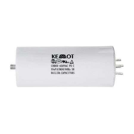 Condensator motor monofazat 100uf 450v cu surub