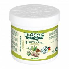 Crema de corp antiinflamatoare cu ulei de marmota si plante BIO Kräuter® Handy KitchenServ