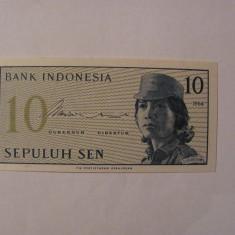 CY - 10 sen 1964 Indonesia Indonezia / UNC