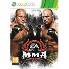 MMA: Mixed Martial Arts XB360