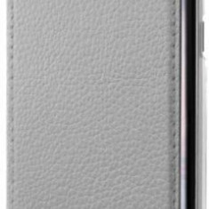 Husa Book Cover GUESS GUFLBKS8LIGLTSI pentru SAMSUNG Galaxy S8 Plus (Argintiu)