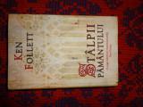 Stalpii pamantului - Ken Follett an2009,cartonata,1055pagini