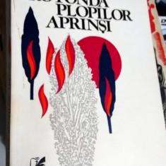Rotonda Plopilor Aprinsi - Valeriu Anania - Bartolomeu Dedicatie Semnatura autor
