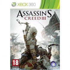 Assassin's Creed III XB 360