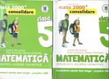 Matematica pentru clasa a 5 a - Sorin Peligrad ( 2 volume )