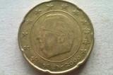 MONEDA 20 EURO CENT 2000-BELGIA, Europa