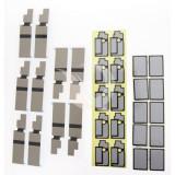 Adhesive sticker, iphone 8, mainboard adhesive stickers, set