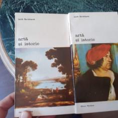 Arta si istorie – Jacob Burckhardt
