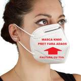 Masca de protectie FFP2 KN95 N95 10 buc - aprobate FDA si CE - 6 straturi  PROMO