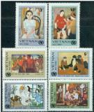 Vietnam, arta, pictura, 1984, MNH, Nestampilat