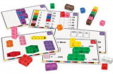 Joc Learning Resources MathLink, 115 piese