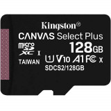 Card Memorie MicroSD Canvas Select class 10 UHS-I 100mb/s 128GB