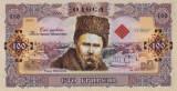 Bancnota Ucraina 100 Hryven 2019 - fantezie, polimer - T.Sevcenko - orasul Odesa