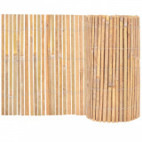 VidaXL Gard din bambus, 1000 x 50 cm