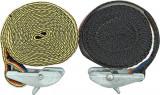 Cordelina bagaje 2500 mm x 25 mm doua bucati VOREL