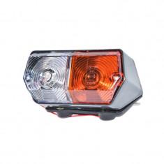 Lampa tractor fata cu bec U650
