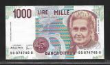 Italia   1000 Lire 1990 -P114- UNC