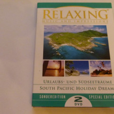 relaxing - music and impessions- 2 dvd