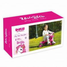 Prima mea tricicleta roz - Unicorn PlayLearn Toys, DOLU