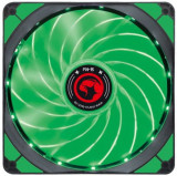 Ventilator Marvo FN-15, Iluminare LED (Verde)
