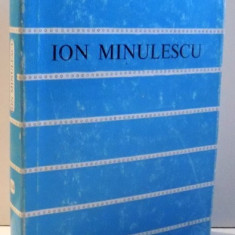 POEZII de ION MINULESCU 1969