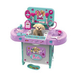 Clinica pentru animale Barbie, instrumente medicale si accesorii