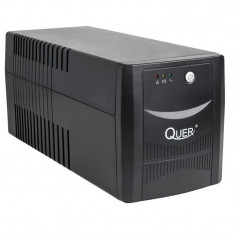 Cumpara ieftin UPS Micropower 1000 Quer, 1000VA/600W, negru