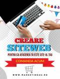 Creare Site Web Prezentare