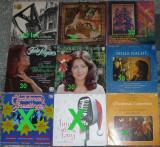 Vinil Colinde ,romanesti si straine Stefan Hrusca,Madrigal,Christmas,disc, CD