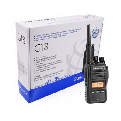 Resigilat : Statie radio portabila PMR446 Midland G18 waterproof IP67 Cod C1145 foto