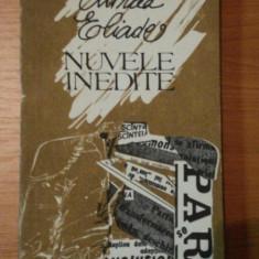 NUVELE INEDITE-MIRCEA ELIADE