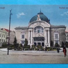Cernauti Czernowitz Teatrul National Bukowina Bucovina
