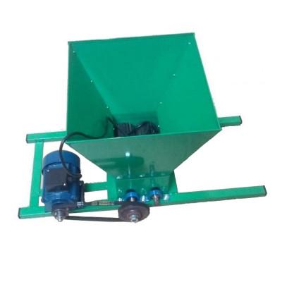 Zdrobitor electric pentru struguri Craft Tec, 1100 W, cuva 20 l, 300 kg/h foto