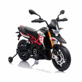 Motocicleta electrica 12V Aprilia Dorsoduro 900 Red, Moni