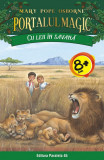 Cu leii în savană. Portalul Magic nr. 11