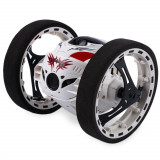 Drona iUni Bounce Car 333, 2.4GHz, Camera 2 MP, WiFi, Roti flexibile, Alb
