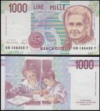 Italia 1990 - 1000 lire UNC