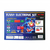 Kit constructie circuite electrice W789