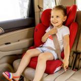 Cumpara ieftin Scaun Auto Juju Young Rider, Rosu-Bordo