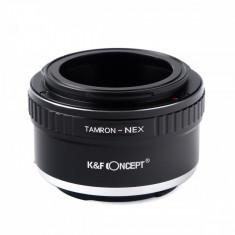 K&F Concept TAMRON-NEX adaptor montura de la Tamron Adaptall 2 la Sony E-Mount (NEX) KF06.164
