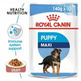 Pliculeț Royal Canin Maxi Puppy 140 g
